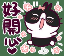 BossTwo-Cute Rabbit Poni sticker #6832716