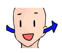 Your expression sticker #6834391