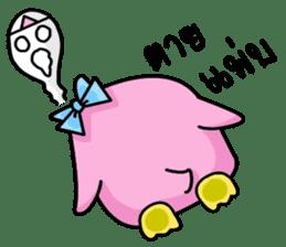 Pinky & Putter sticker #6836318
