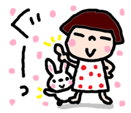 Japanese girl coto-chan vo.14 sticker #6839999