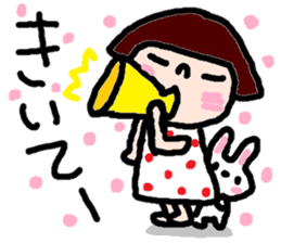 Japanese girl coto-chan vo.14 sticker #6840008