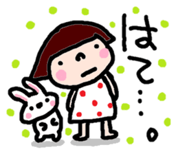 Japanese girl coto-chan vo.14 sticker #6840025