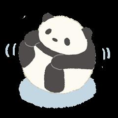 Plump Panda