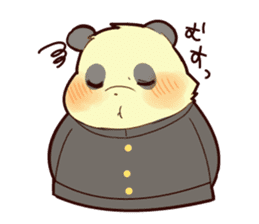 Lesser panda and Panda2 sticker #6850794