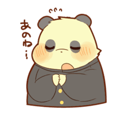 Lesser panda and Panda2 sticker #6850807