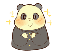 Lesser panda and Panda2 sticker #6850813