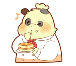 Lesser panda and Panda2 sticker #6850816