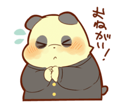 Lesser panda and Panda2 sticker #6850825