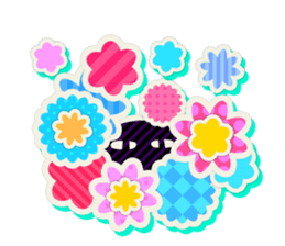 Lovely Seal [ Devil Color ] sticker #6857016