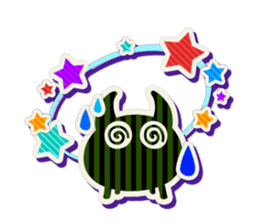 Lovely Seal [ Devil Color ] sticker #6857029