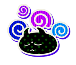 Lovely Seal [ Devil Color ] sticker #6857038