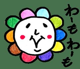 color pencil 3 (tugaruben) sticker #6863109