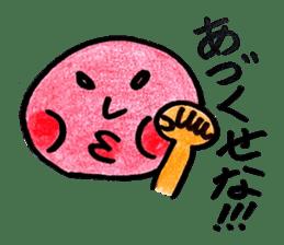 color pencil 3 (tugaruben) sticker #6863137