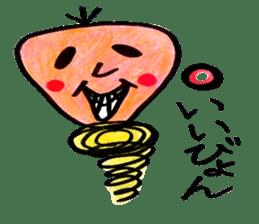 color pencil 3 (tugaruben) sticker #6863142