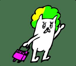 "The fancy bears ""SHAREKUMA CHAN SPINOFF"" sticker #6863404"