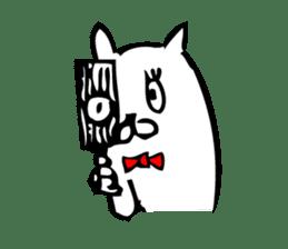 "The fancy bears ""SHAREKUMA CHAN SPINOFF"" sticker #6863419"