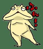 "Life of the ""Lepidobatrachus laevis"" sticker #6863833"