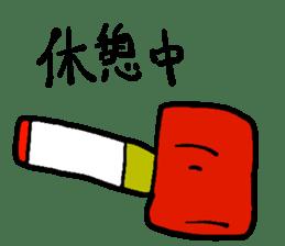 new Tengu of Japan!! sticker #6866160