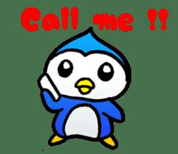 (EN) everyday PENGUIN sticker #6866933