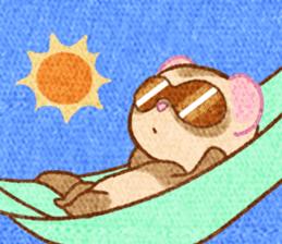 SummerFerret sticker #6867074