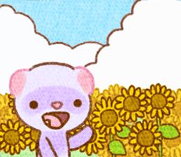 SummerFerret sticker #6867085