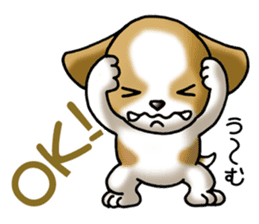 Your reply St. Bernard Dog Sticker sticker #6867233