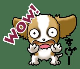 Your reply St. Bernard Dog Sticker sticker #6867251