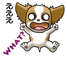 Your reply St. Bernard Dog Sticker sticker #6867254