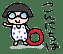 Japanese girl coto-chan vo.13 sticker #6867585