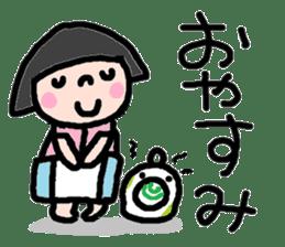 Japanese girl coto-chan vo.13 sticker #6867587
