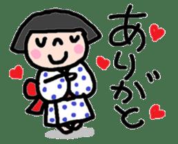 Japanese girl coto-chan vo.13 sticker #6867589