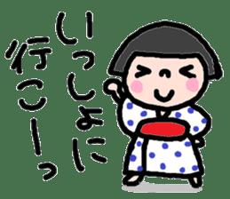 Japanese girl coto-chan vo.13 sticker #6867592