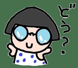 Japanese girl coto-chan vo.13 sticker #6867594