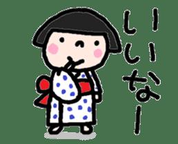 Japanese girl coto-chan vo.13 sticker #6867598