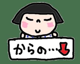 Japanese girl coto-chan vo.13 sticker #6867610