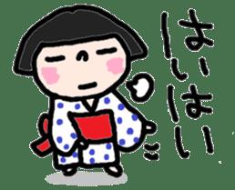 Japanese girl coto-chan vo.13 sticker #6867613