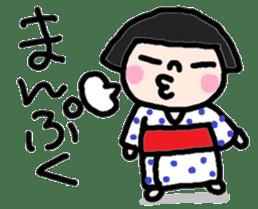 Japanese girl coto-chan vo.13 sticker #6867615