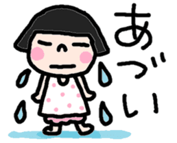 Japanese girl coto-chan vo.13 sticker #6867616