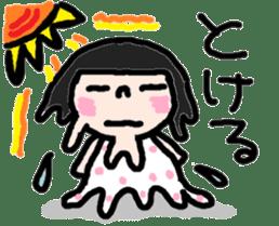 Japanese girl coto-chan vo.13 sticker #6867617