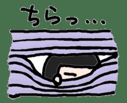 Japanese girl coto-chan vo.13 sticker #6867619