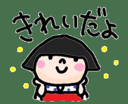 Japanese girl coto-chan vo.13 sticker #6867622