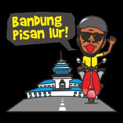 Mang Jaja: Bandung People!