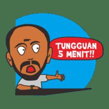 Mang Jaja: Bandung People! sticker #6868629