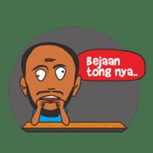 Mang Jaja: Bandung People! sticker #6868633