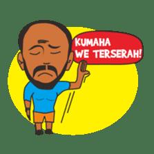 Mang Jaja: Bandung People! sticker #6868646