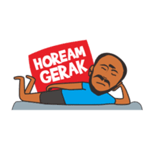 Mang Jaja: Bandung People! sticker #6868653
