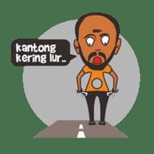 Mang Jaja: Bandung People! sticker #6868656