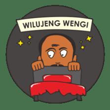 Mang Jaja: Bandung People! sticker #6868657