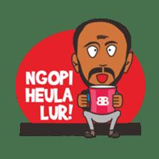 Mang Jaja: Bandung People! sticker #6868658