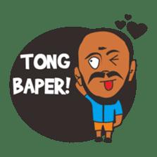 Mang Jaja: Bandung People! sticker #6868662